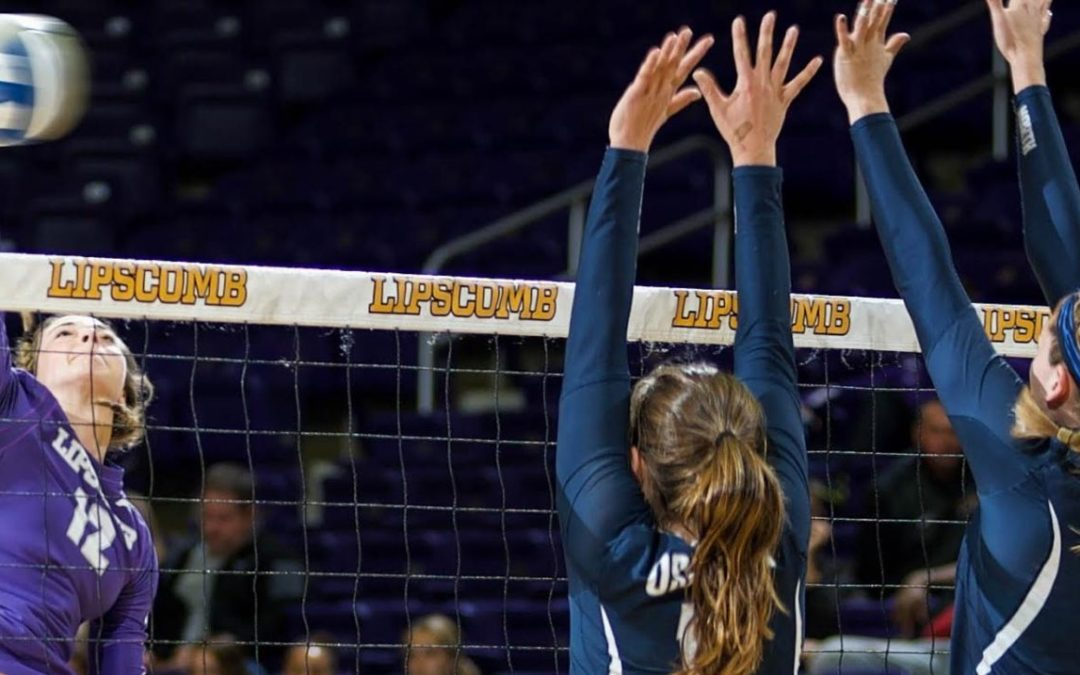 Volleyball defeats North Florida, ends regular season play