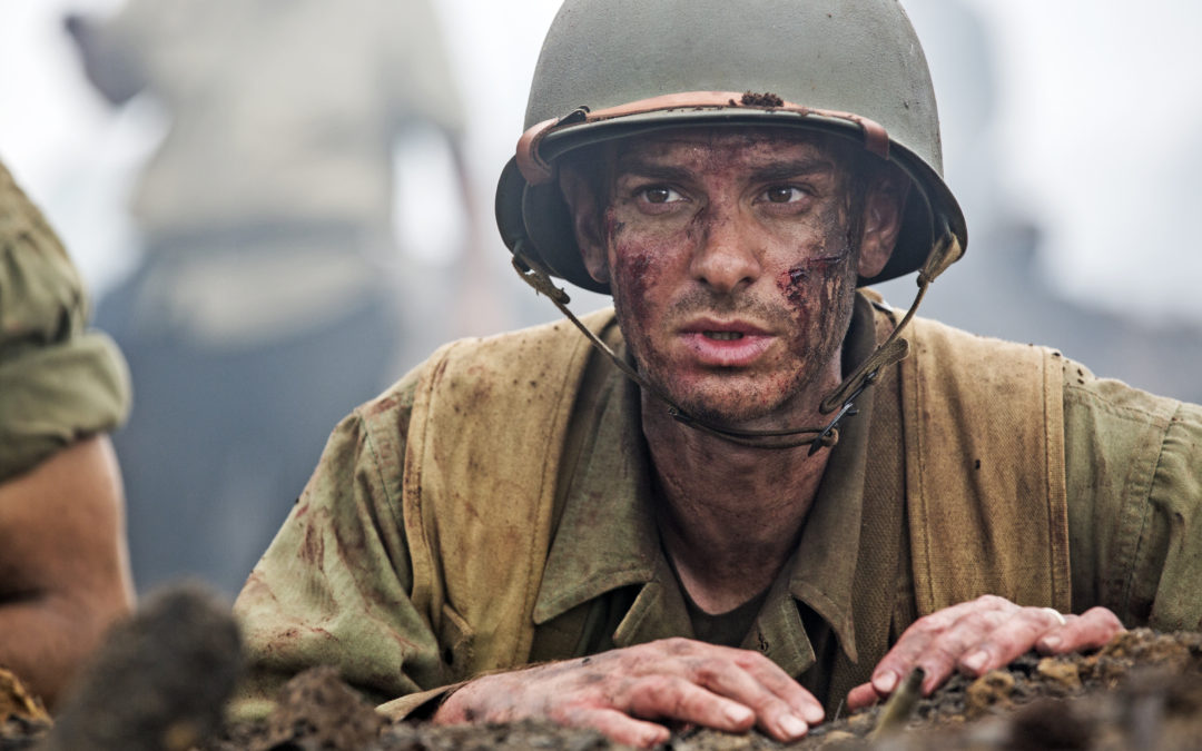 Andrew Garfield's performance inspires audiences in 'Hacksaw Ridge'