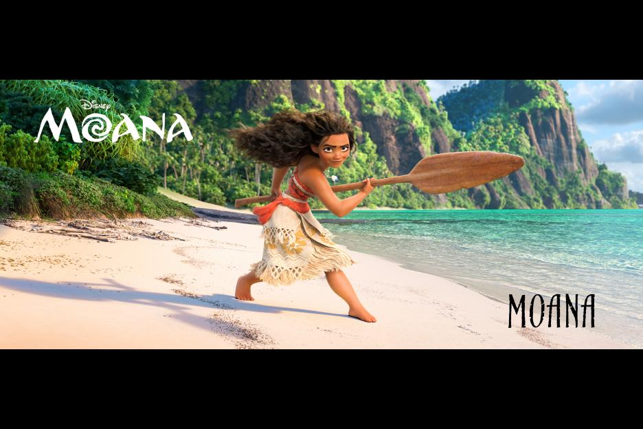 'Moana' sails its way into Disney animated Hall of Fame