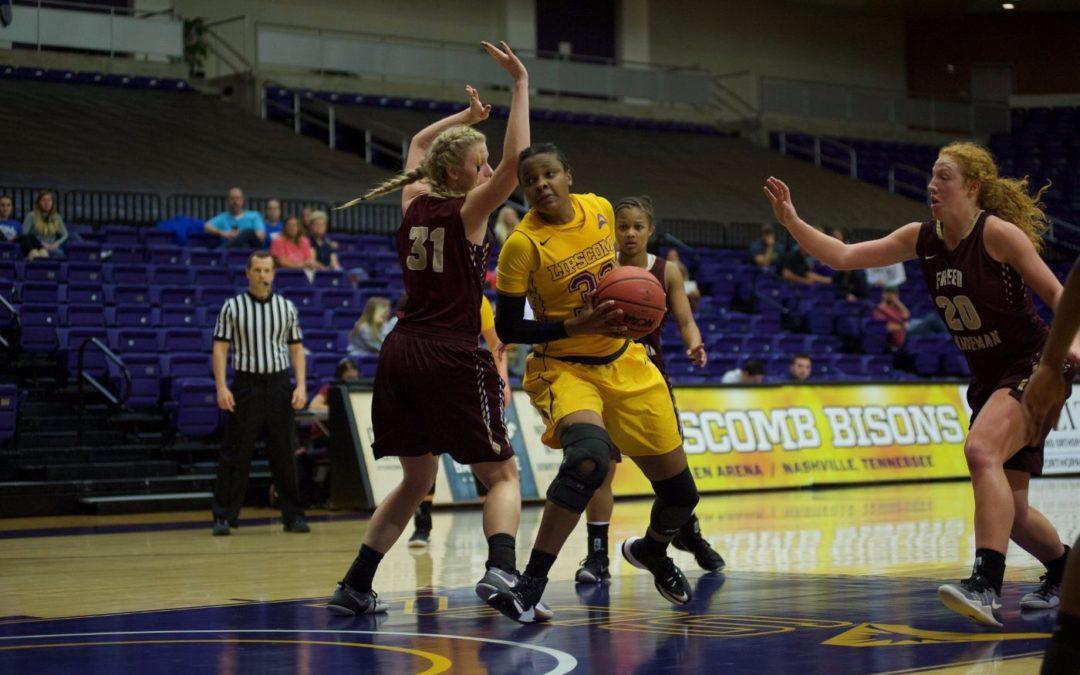 Women's basketball falls to sharp-shooting Belmont Bruins