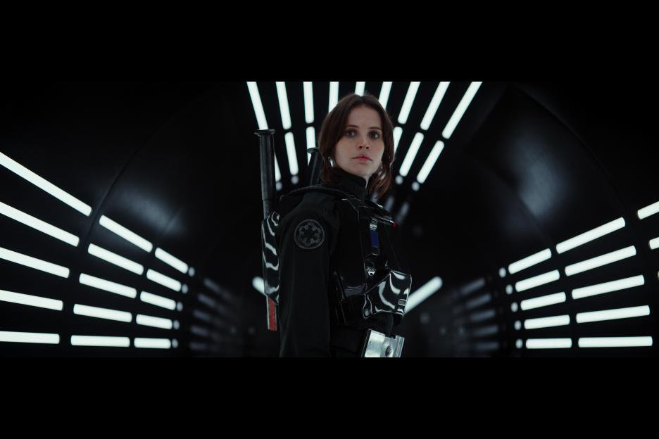 'Rogue One' takes us back to a galaxy far, far away