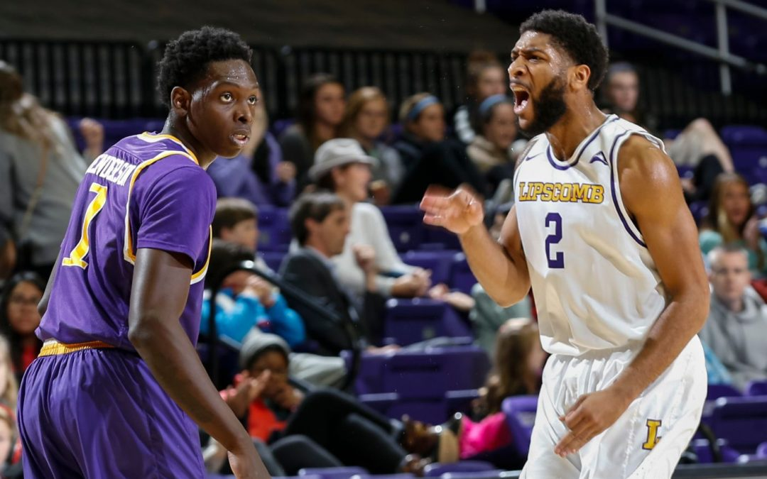 Williams leads Lipscomb to foul-filled victory over Tennessee Tech