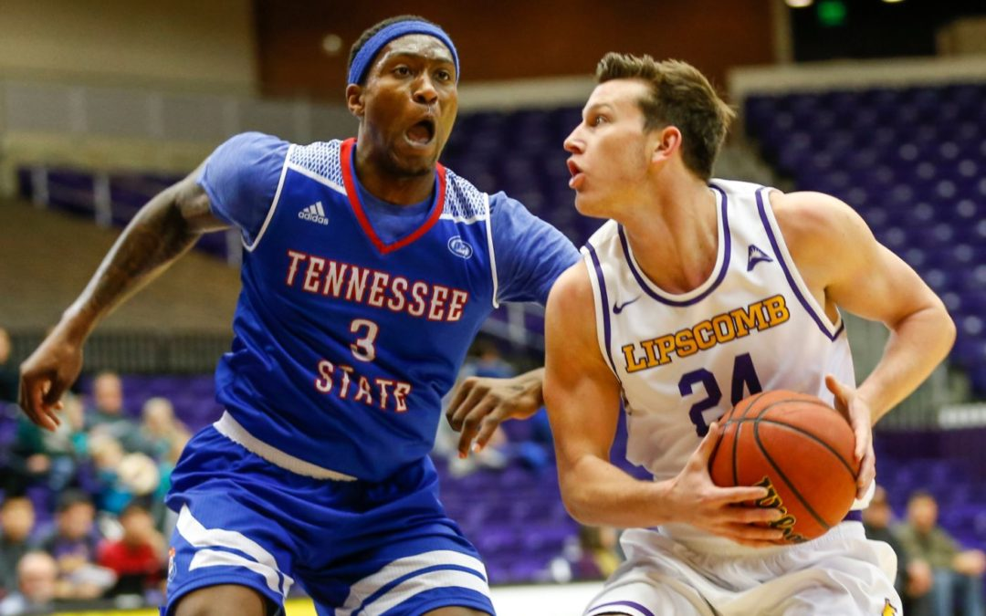 Lipscomb loses close-game thriller against in-town rival TSU