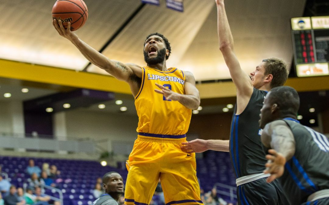 Bisons drop first conference game in thriller