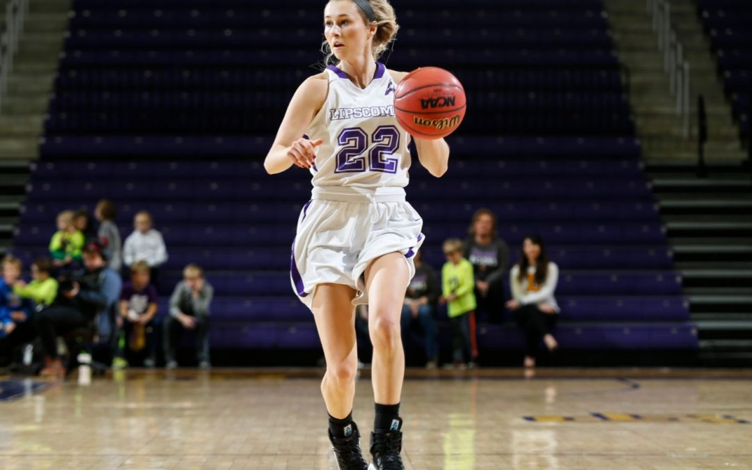 Lady Bisons fall in battle against Stetson Hatters