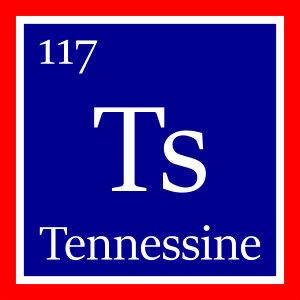 Lipscomb's Phillip Jones designs graphic for new element, 'Tennessine'