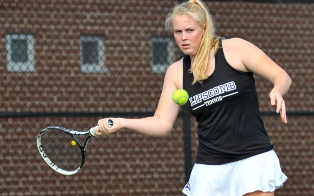 Women's tennis goes down 4-3 in season opener