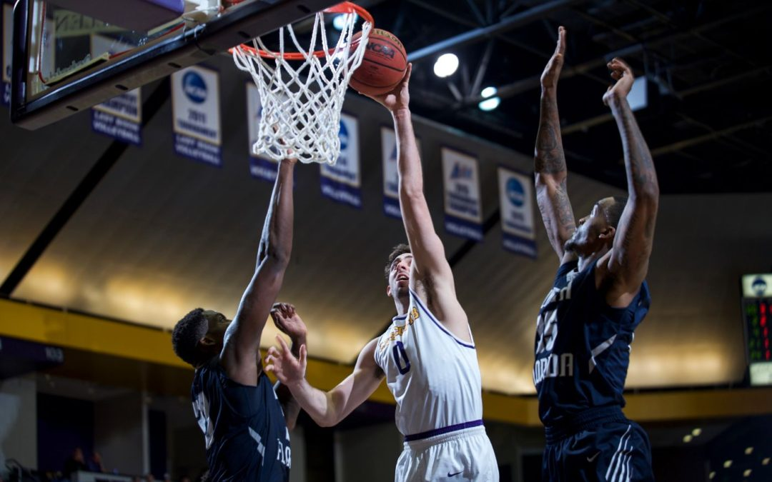 UNF's Moore scores career-high 39 to down Bisons