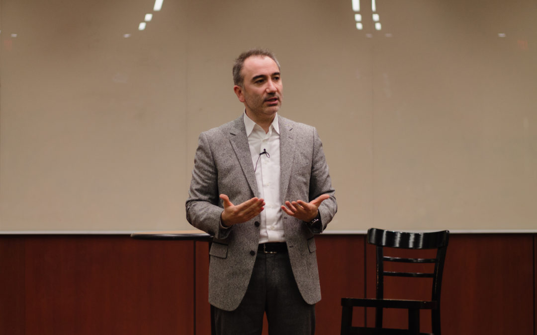 "Lipscomb features Mustafa Akyol on ""Islam Without Extremes"""