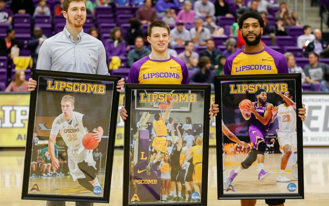 Bisons secure a top-two seed with win over Jacksonville