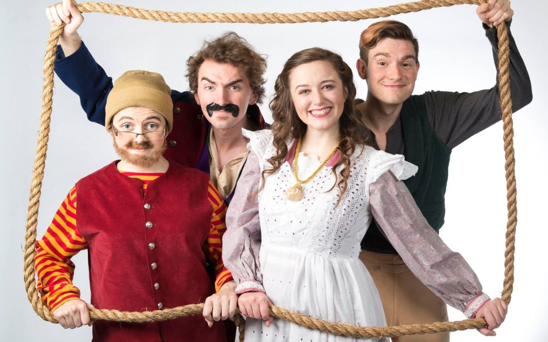 Lipscomb Theatre presents spring show Peter and the Starcatcher