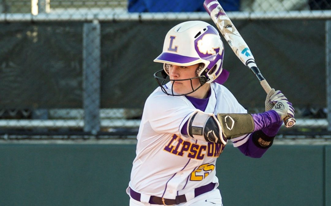 Lipscomb softball scores big during Purple and Gold Challenge