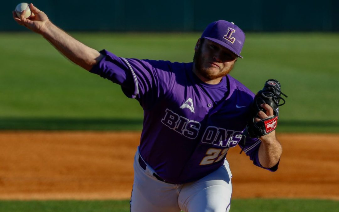 Bisons lose both games of double-header