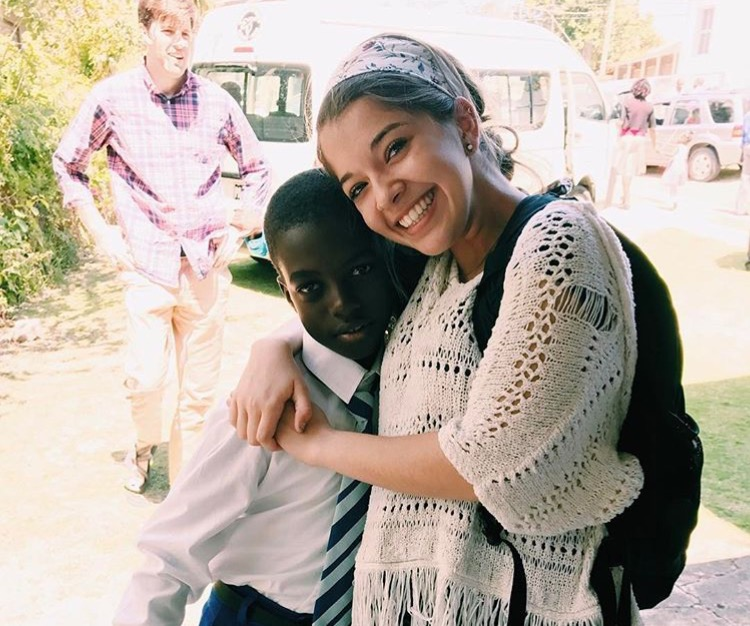 Students travel near and far on spring break missions