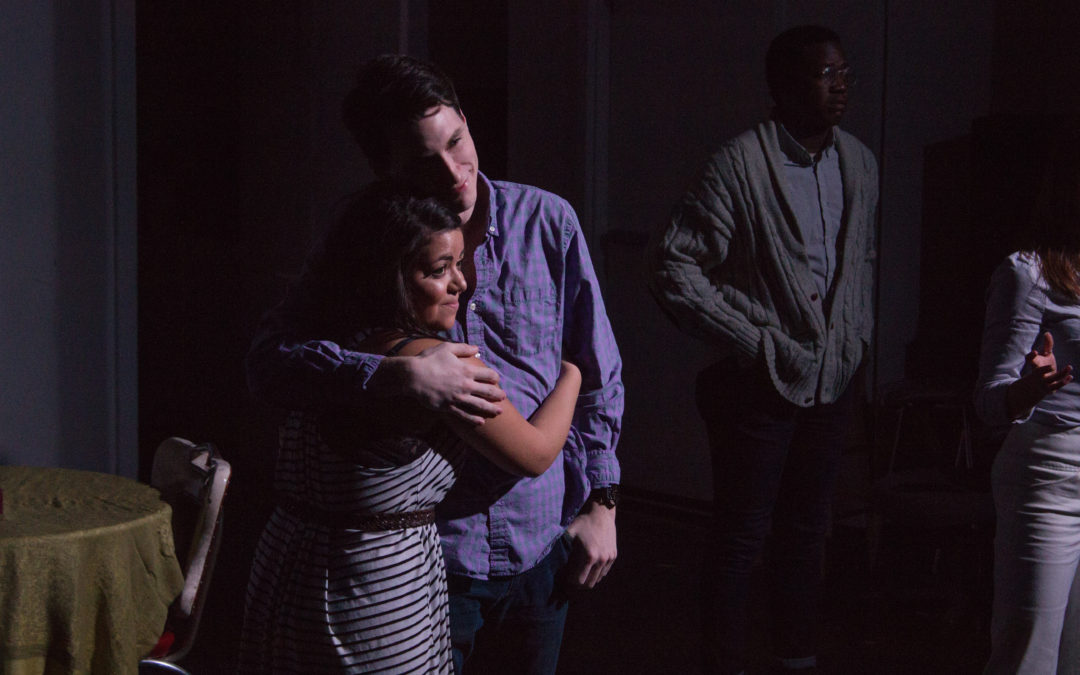 Second Stage Student Theatre to premiere 'Really Really' this weekend