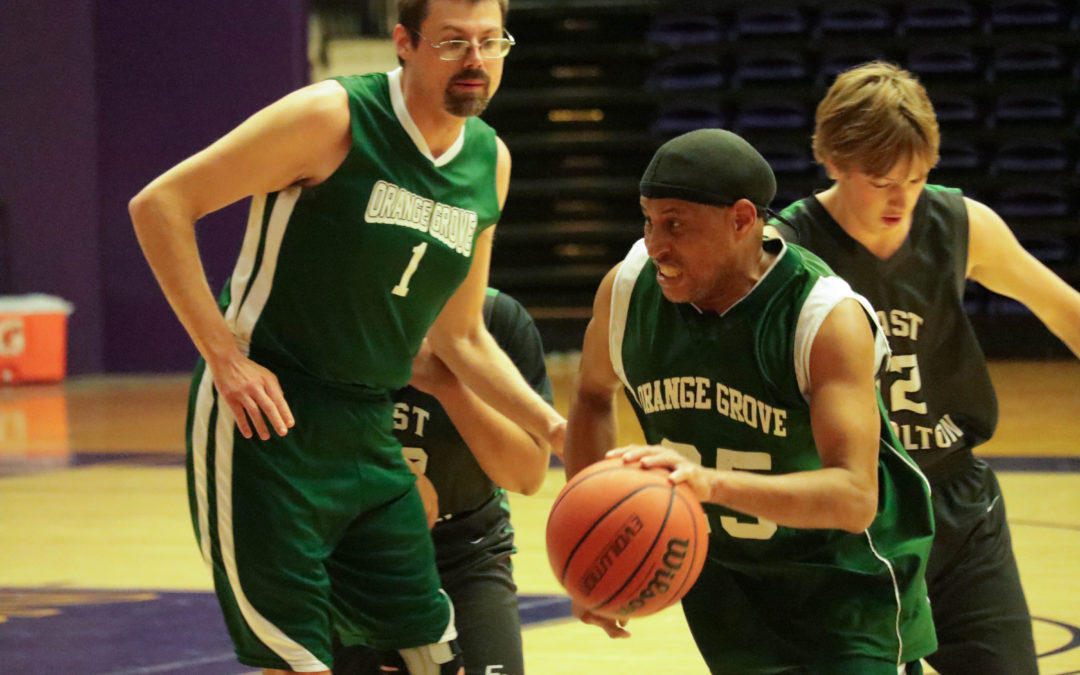 Lipscomb hosts 2016 Special Olympics basketball tournament