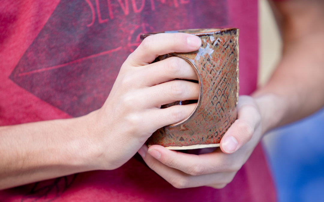 Students begin pottery business 'The Belltower Artisans'