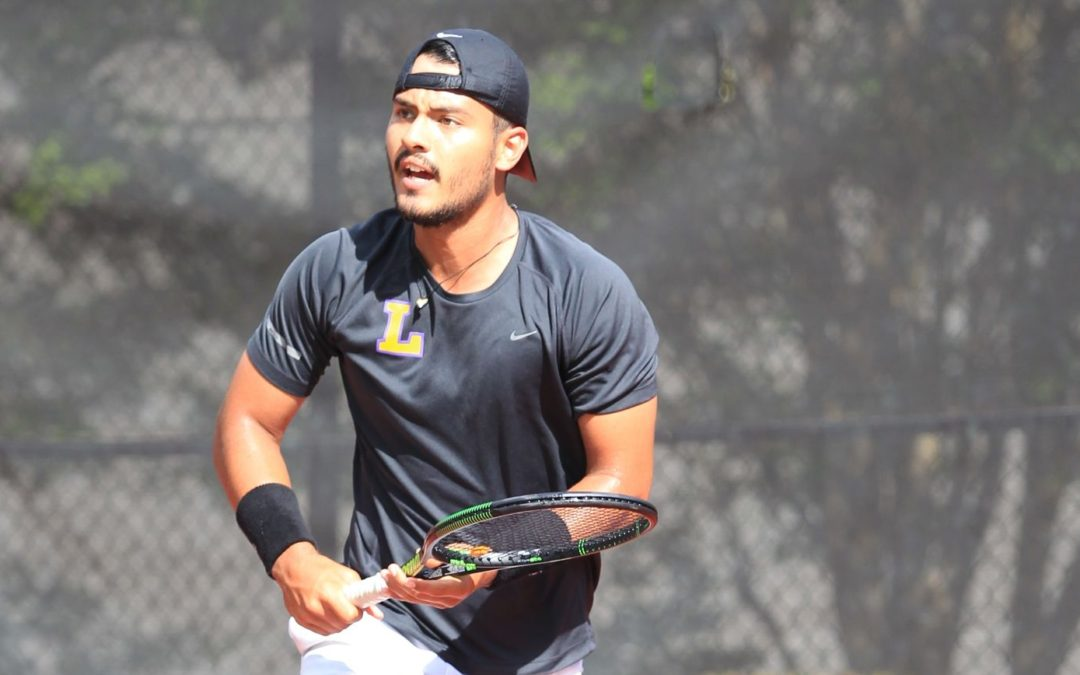 Men's tennis draws positives from tough weekend