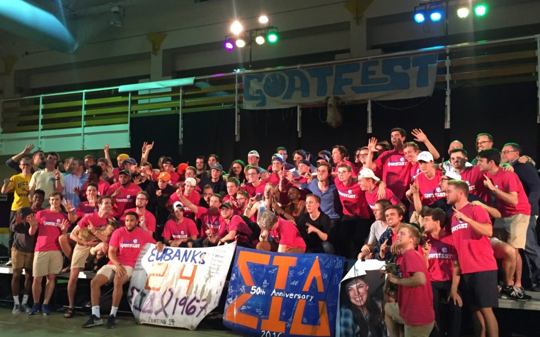 Sigma Iota Delta raises $10,000 through GOATFEST