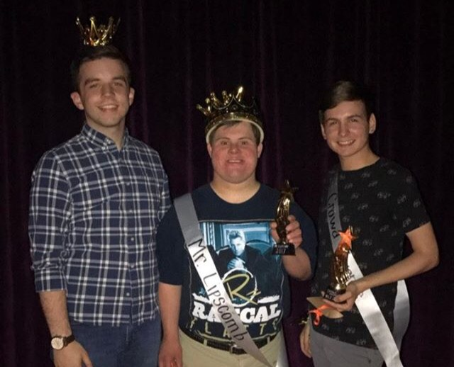 Nick Flatt wins title of Mr. Lipscomb