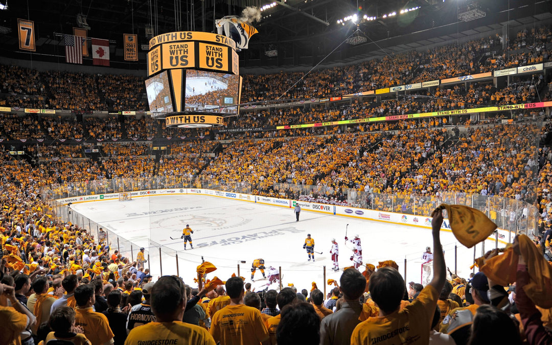 Nashville Predators bring excitement to city