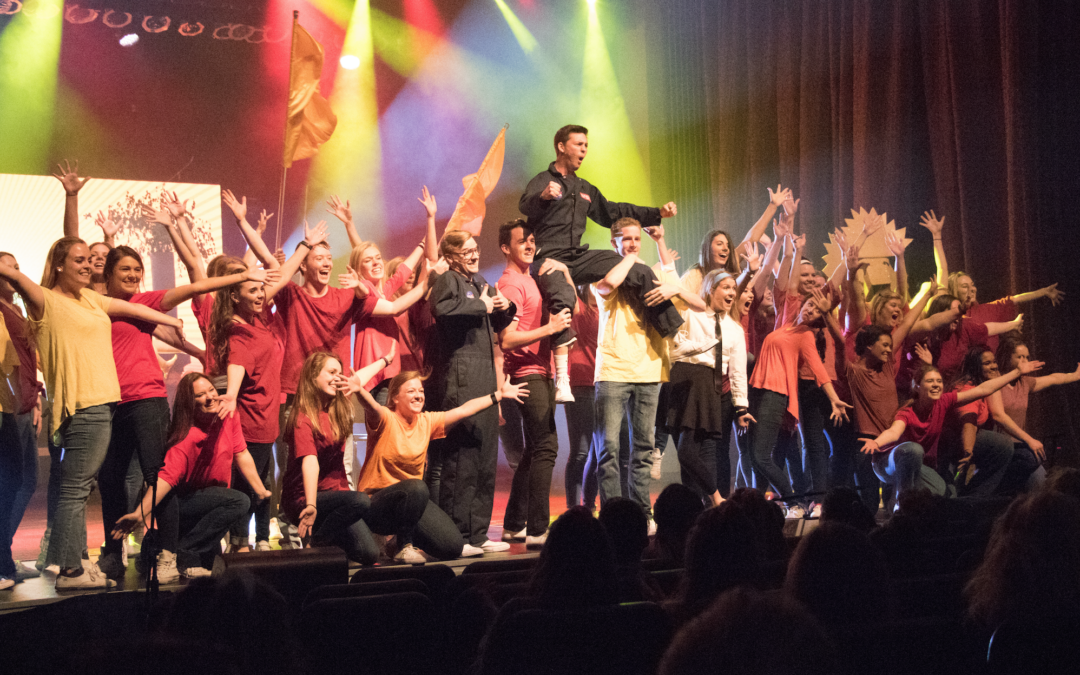 Students bring a 'Blast from the Past' to Singarama stage this weekend