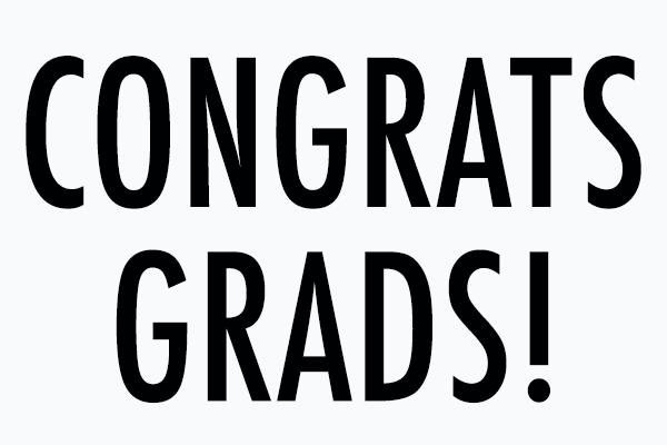 Lumination bids farewell to spring graduates