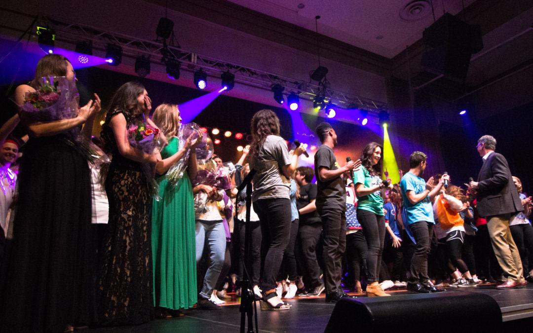 'Totally Awesome' wins big at Singarama 2017