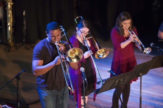 Lipscomb, local jazz musicians close out year with a bang