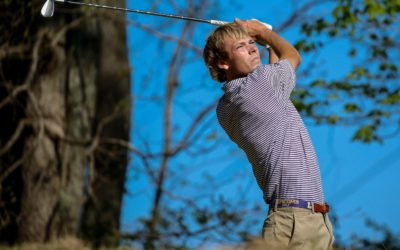 Eric Ansett earns Men's Golf ASUN Scholar-Athlete of the Year honors