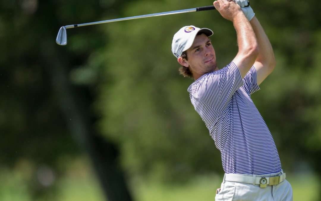 Men's golf headed to NCAA Championship; Armstrong claims individual title