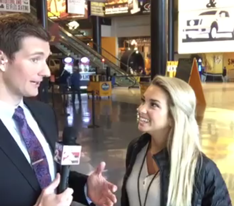 Sports intern Lindsey Nance talks Preds' rise to Stanley Cup finals