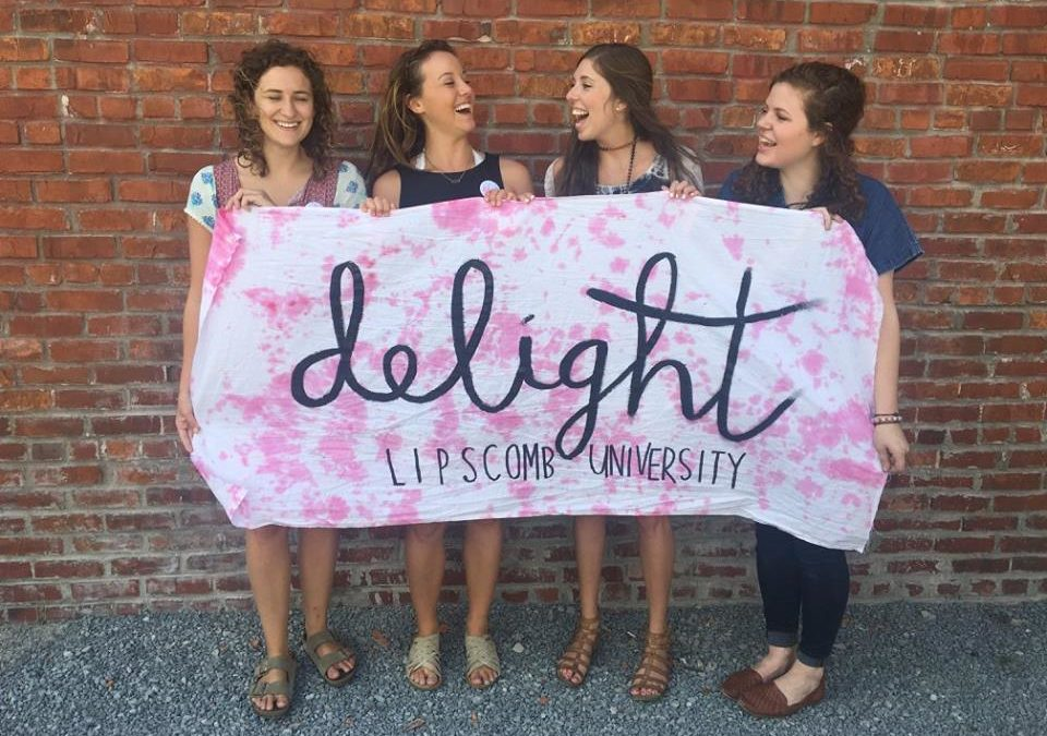 Haley Gilliland joins 'Delight' ministeries headquarters as summer intern
