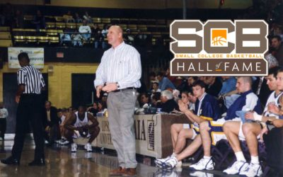 Hutcheson reflects on playing for Coach Meyer, coach's induction into Small College Basketball Hall of Fame