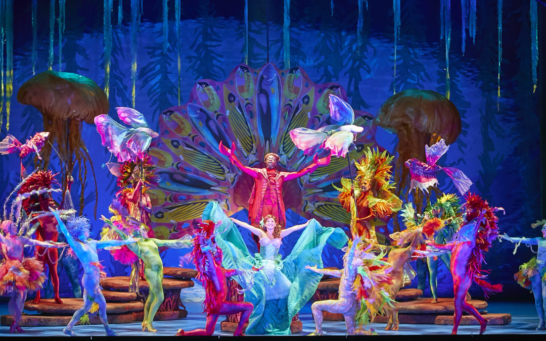 'The Little Mermaid' makes delightful, colorful splash at TPAC