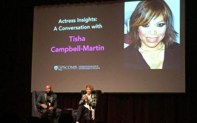 Actress Tisha Campbell-Martin offers insight into life as a Christian actress