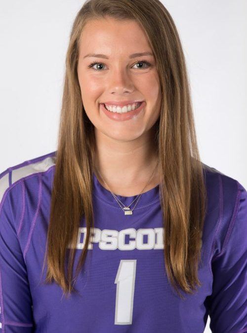 Kuper excels with Lady Bisons volleyball as freshman