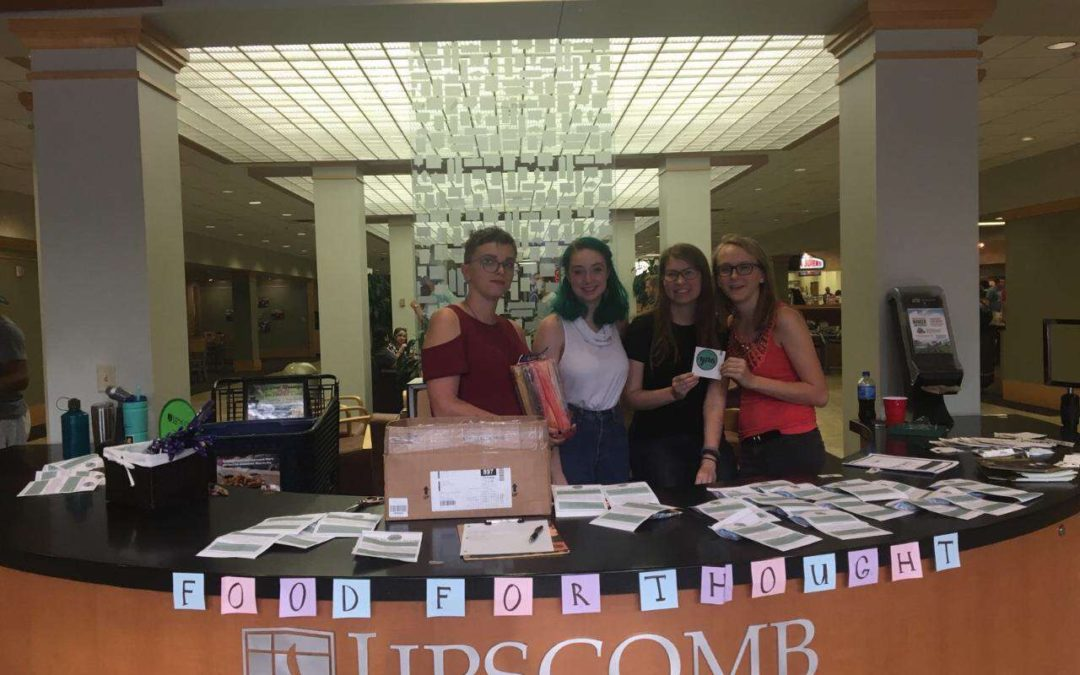 'You're Not Alone' offers on-campus support for suicide-awareness