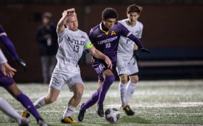 Men's soccer sees season end with NCAA tourney loss to Butler
