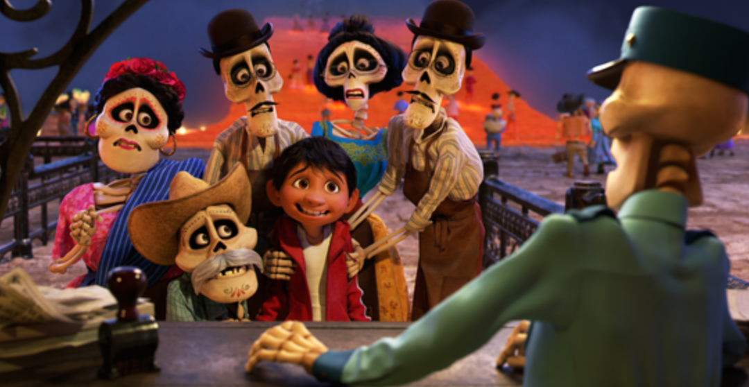 Pixar's 'Coco' brings death to life