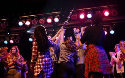 Phi Sigma takes home first place at eighth annual Stompfest