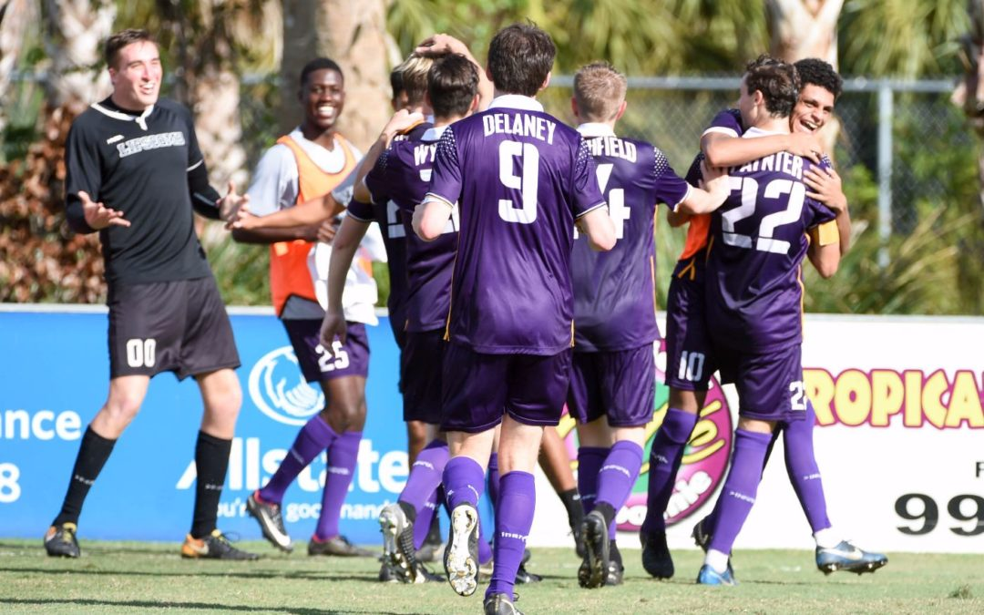 Men's soccer trumps FGCU, heads to ASUN Championship
