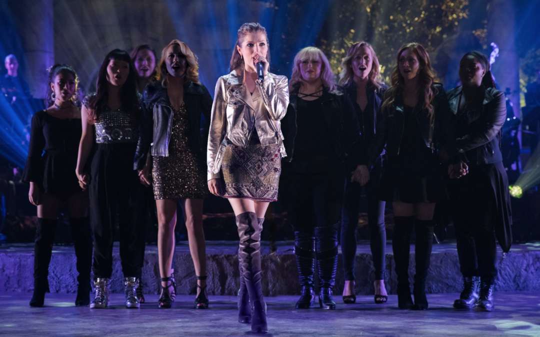 'Pitch Perfect 3' keeps audiences amused, entertained with upbeat music