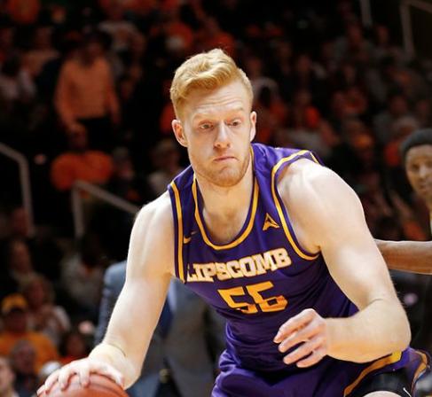 Brammeier brings unique flavor to Lipscomb basketball
