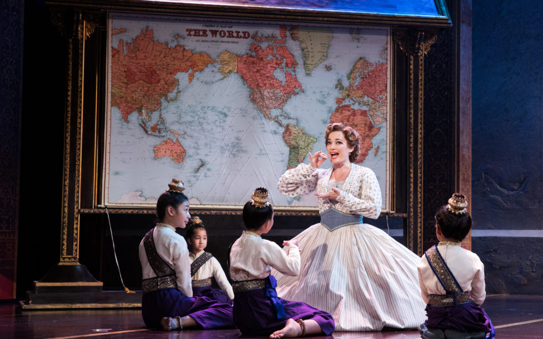 """The King and I"" brings message of female empowerment"