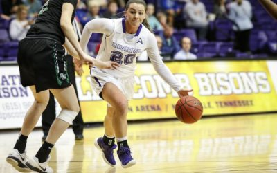 Lady Bisons drop heartbreaker to Stetson at home