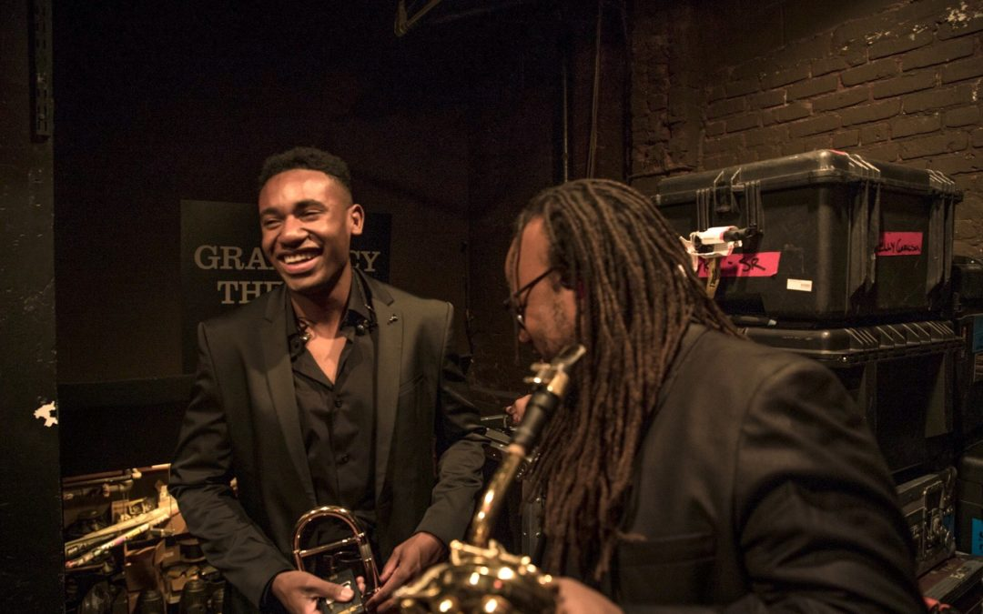 From dream to reality: Lipscomb alumnus Glenn Hill joins Kelly Clarkson's band