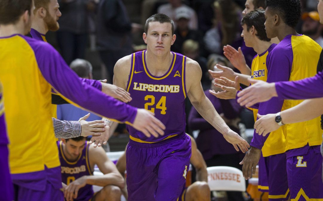 How Lipscomb's Garrison Mathews went from untouted prospect to mid-major star