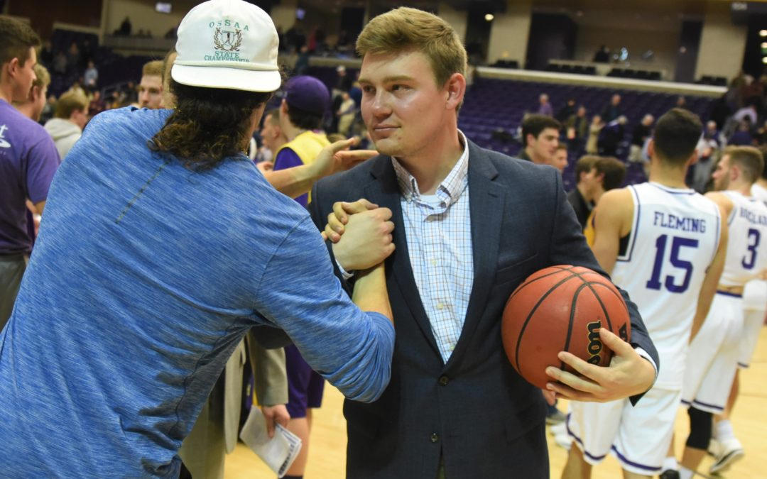 Olley is Mr. Do-It-All for Lipscomb basketball
