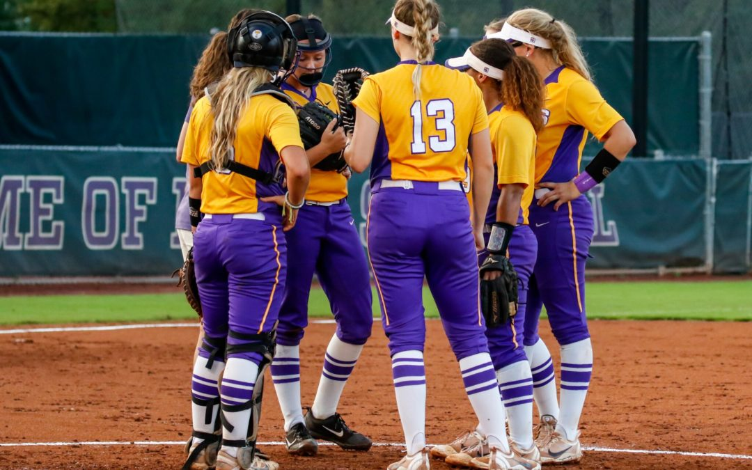 Led by familiar faces, Bison softball aims high